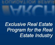 Exlusive Real estate Program for the Real Estate Industry